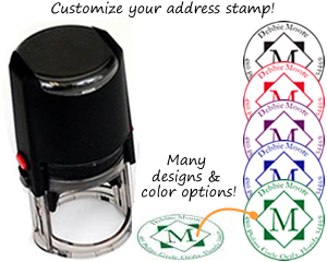 Address Stamps
