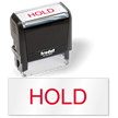 Hold Self Inking QC Stamp
